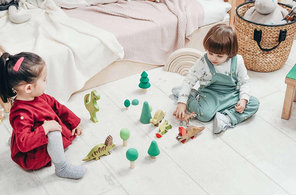 Toddler Program & Schedule