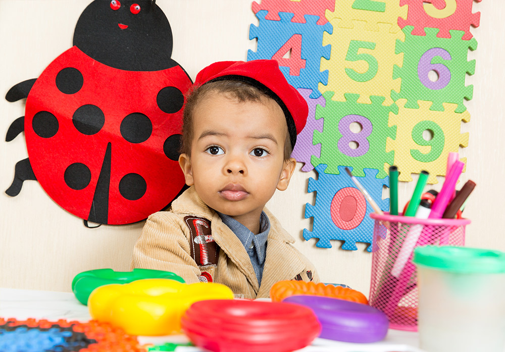 Little Minds 1st Academy toddler education